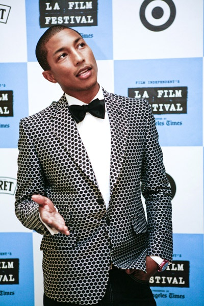The Style of Pharrell Williams