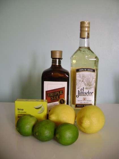 Margarita Jello Shots!   Margarita Party Ideas   Pinterest