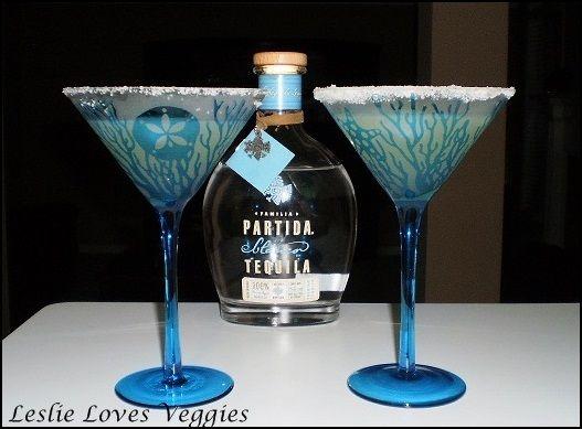 Tequila Partida Blanco ~ Makes the Best Margarita! PARTIDA MARGARITA ...