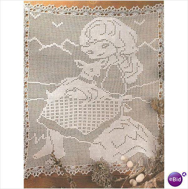 Crochet Patterns Nz : Crochet Doily Pattern Marys Lamb