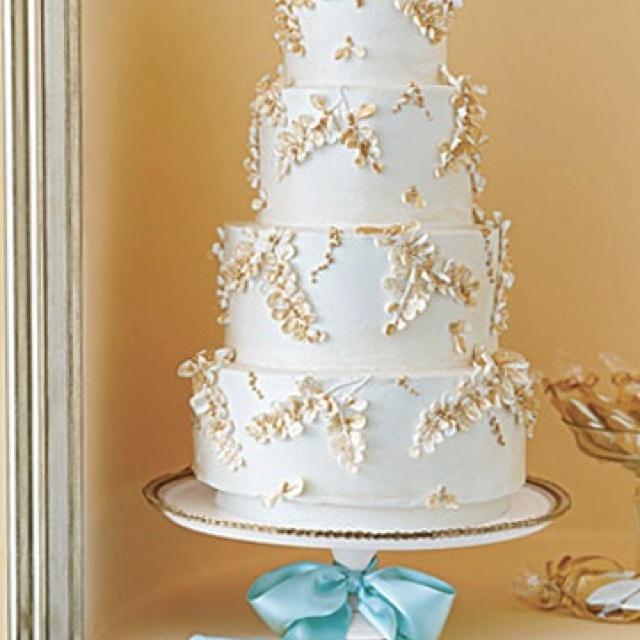 Martha Stewart Fall Wedding Cake Cakes Wedding 1 Pinterest
