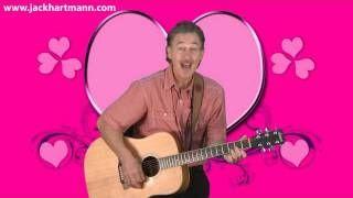 jack hartmann's valentine's day party dance