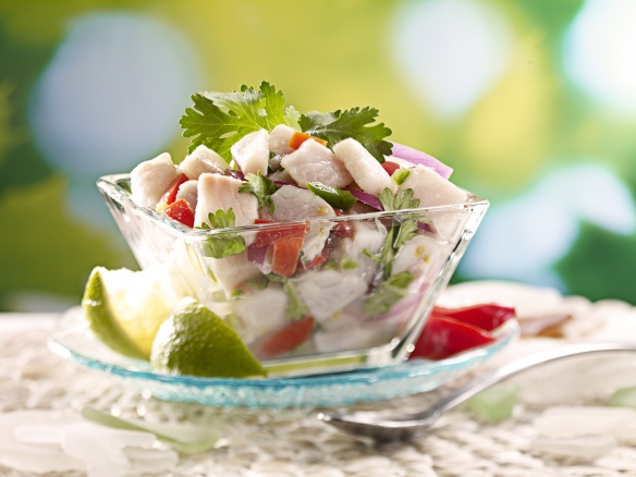 Red Snapper Ceviche | Recipe Me! | Pinterest
