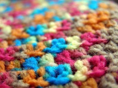 How to Crochet a Bean Bag Chair