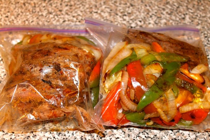Grilled Steak Fajitas Recipe — Dishmaps