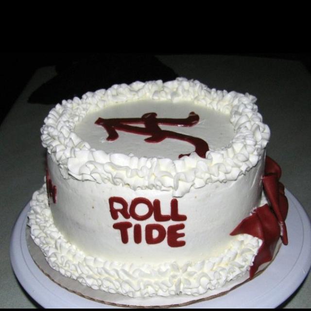 Pin Alabama Grooms Cake By Edplatt Decorating Ideas Cake On Pinterest