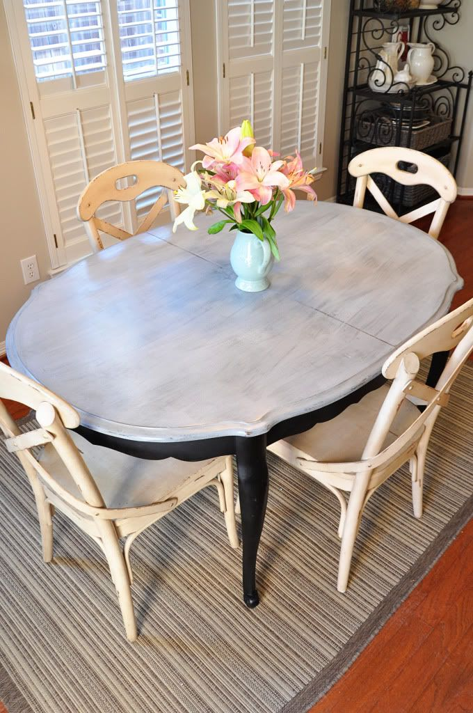 Love This Table Painted Tables Pinterest