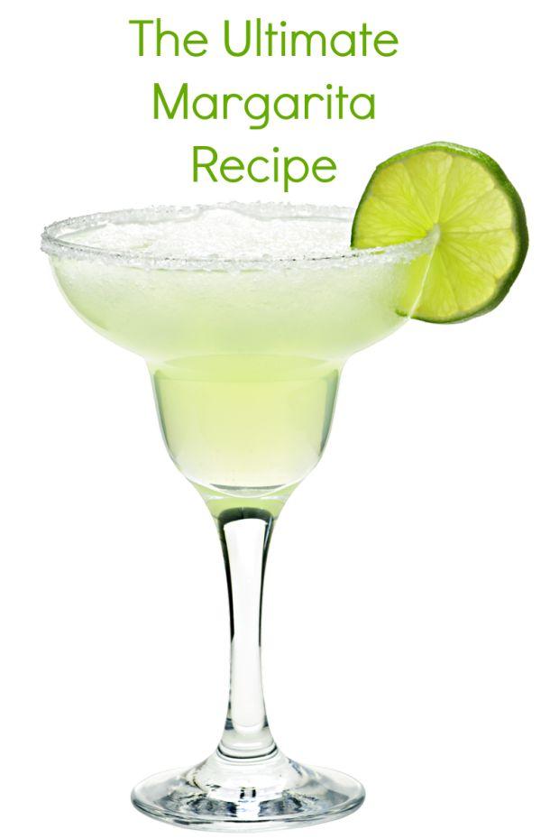 Easy Margaritas | Recipe