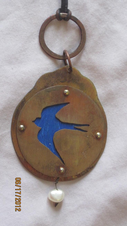 bluebird pendant birds