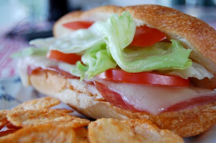 hoagies | Sandwiches | Pinterest