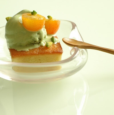 Matcha White Chocolate Ice Cream | Food - Ice Cream | Pinterest