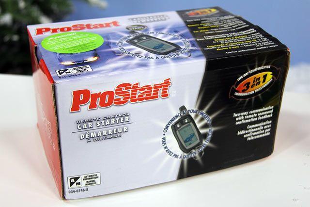 Prostart Car Starter Battery