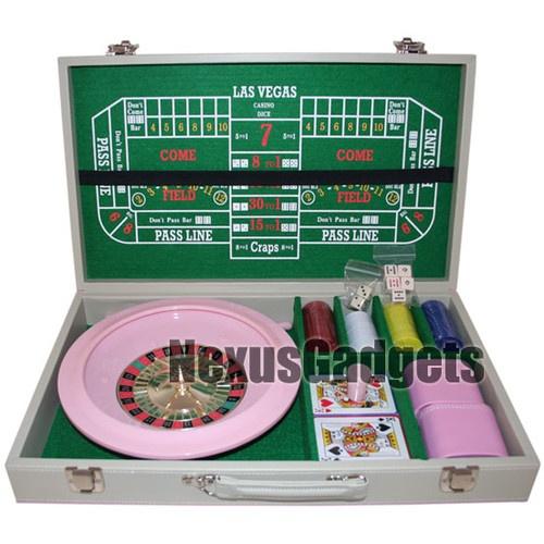 blackjack game set