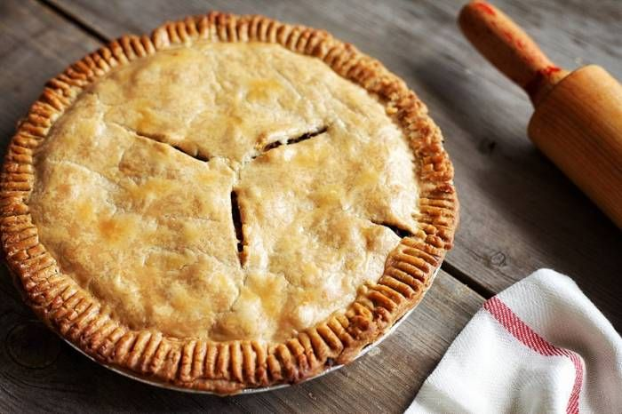 French Canadian Tourtiere | Meat Pie | Pure Comfort Food Kary Osmond ...