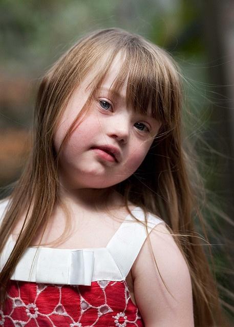 Isabella...sweet pensive child.  ;p