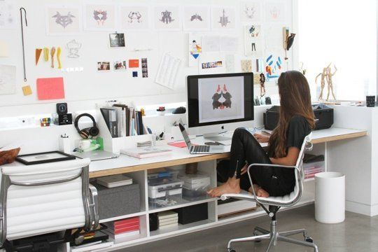 Work It High Style High Tech Home Offices Dyson