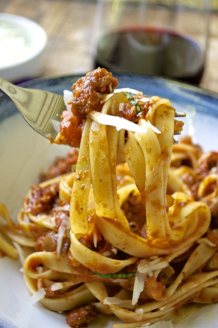 Sausage Bolognese — Fashionable Foods | Good Cookin!--I try, but I ...