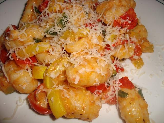 Gnocchi with Summer Veggies | Food Addiction | Pinterest