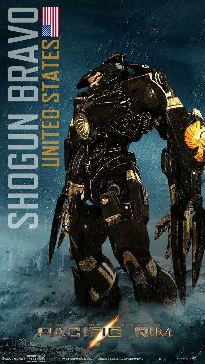 Pacific Rim Jaeger #Sh...