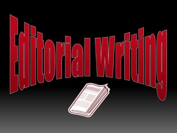 editorial vs persuasive essay