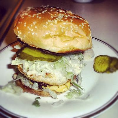 Homemade Big Mac Recipe | Time to Eat | Pinterest