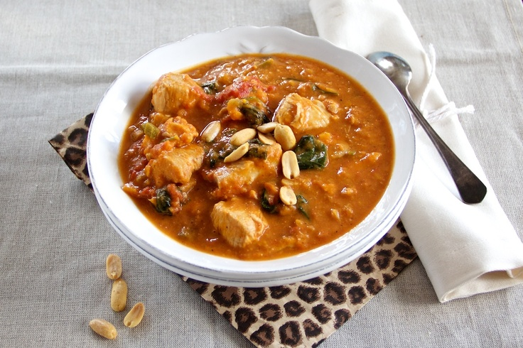 African Peanut Soup | Tried and True Foods | Pinterest