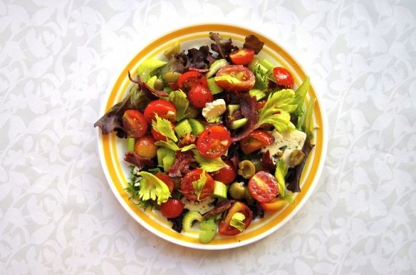 Bloody Mary Salad | Salads | Pinterest
