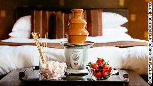 5 Hotels for Chocoholics #Easter