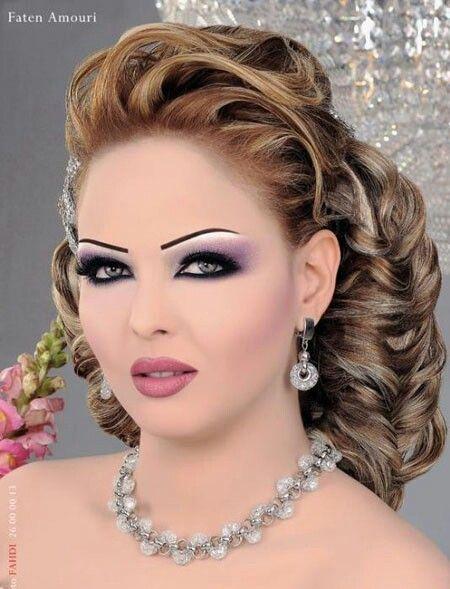 Arabic Bridal Makeup 2013 Makeup Pinterest