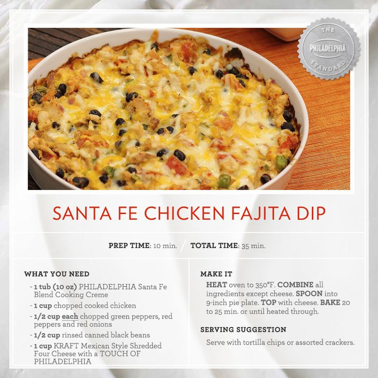 Easy Chicken Santa Fe Recipe — Dishmaps
