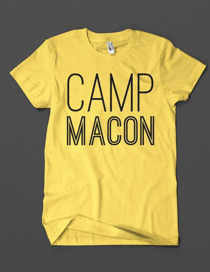 Summer Camp Shirt Camp Threads Pinterest