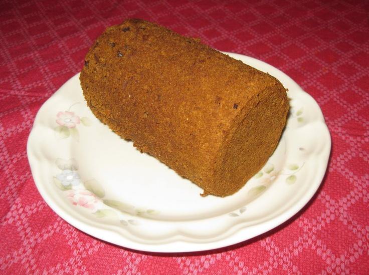 Vegan Crock Pot Boston Brown Bread | Vegan Crockpot | Pinterest