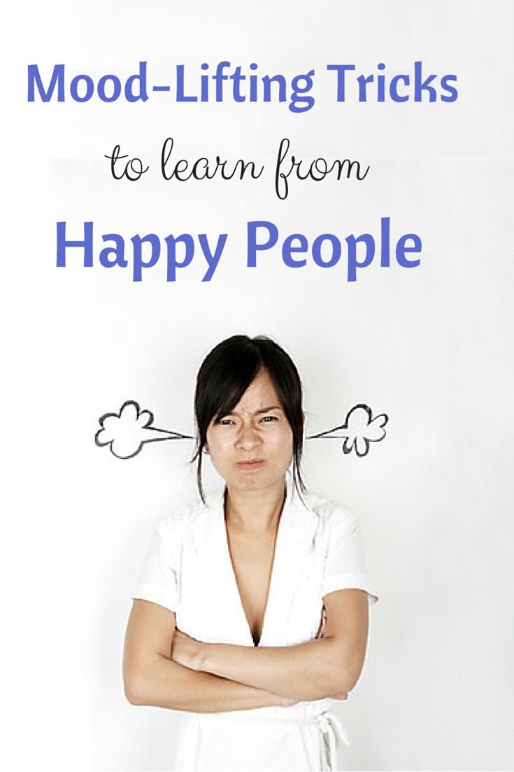 8 Mood-Lifting Tricks to Learn From Happy People