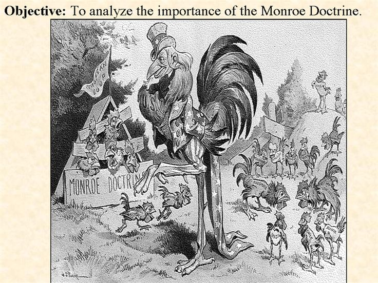 monroe doctrine doc 3 lesson plan 1800s pinterest. Black Bedroom Furniture Sets. Home Design Ideas