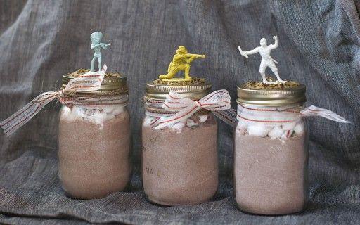 Gifts in a Jar - a Boy Twist