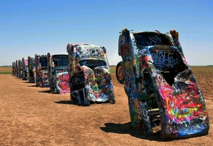 cadillac ranch amarillo texas home state texas pinterest. Cars Review. Best American Auto & Cars Review