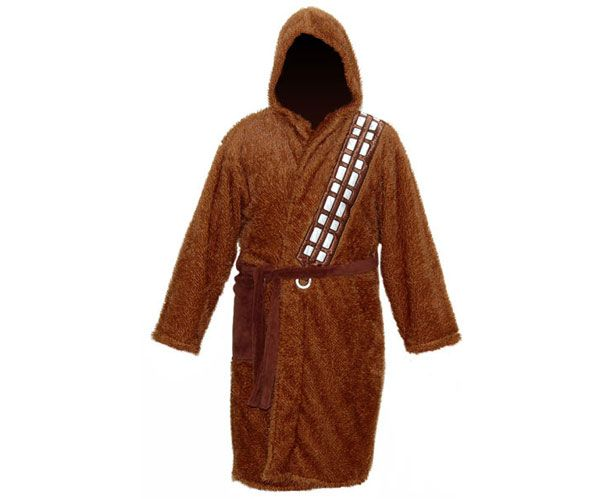 Baño Al Estilo De Candice:Chewbacca Bathrobe