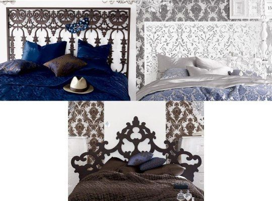 Best of three dramatic headboards for Dramatic beds