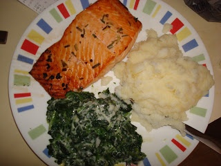 Broiled Salmon with Rosemary | Run with Perseverance | Pinterest