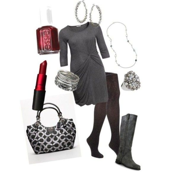 Casual plus size outfits for winter | clothes | Pinterest
