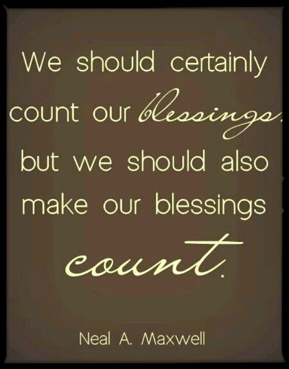 spiritual quotes on blessings quotesgram