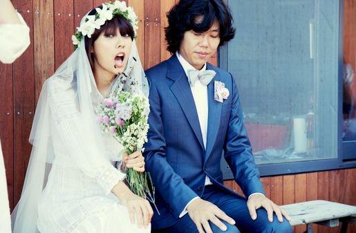Lee Hyori & Lee Sang-soon