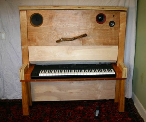 electric piano case
