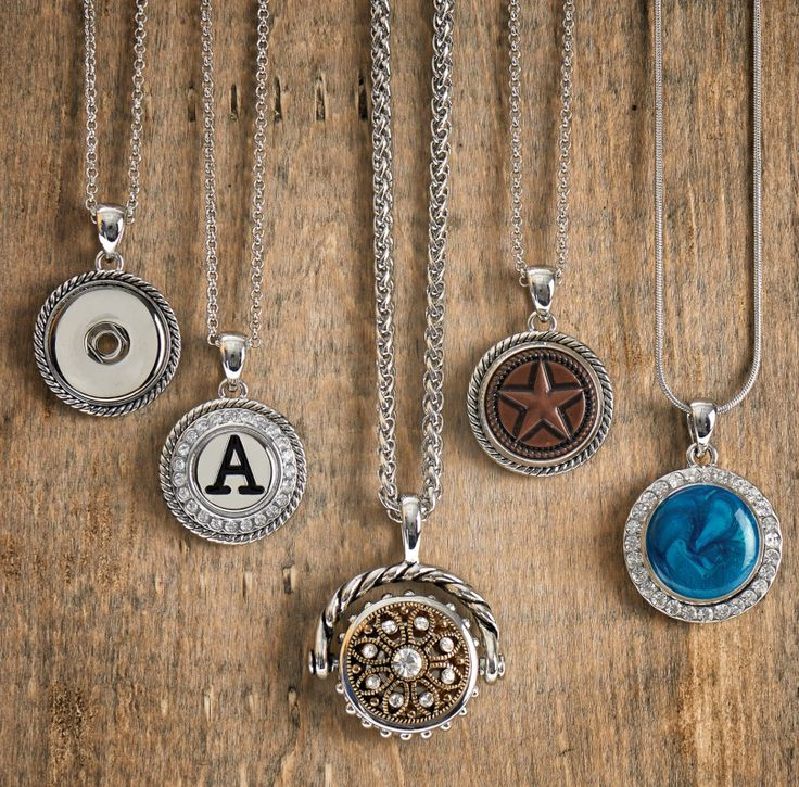 Ginger Snaps! | Ginger Snaps (interchangeable jewelry) | Pinterest