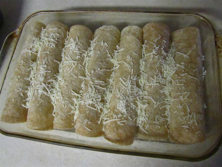 Spinach Mushroom Enchiladas   Favorite Recipes   Pinterest