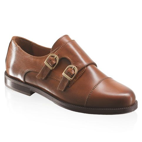 Russell and Bromley double monkstraps