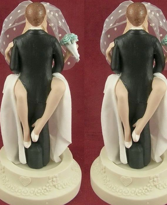 The Most Ugliest Wedding Cake Ever