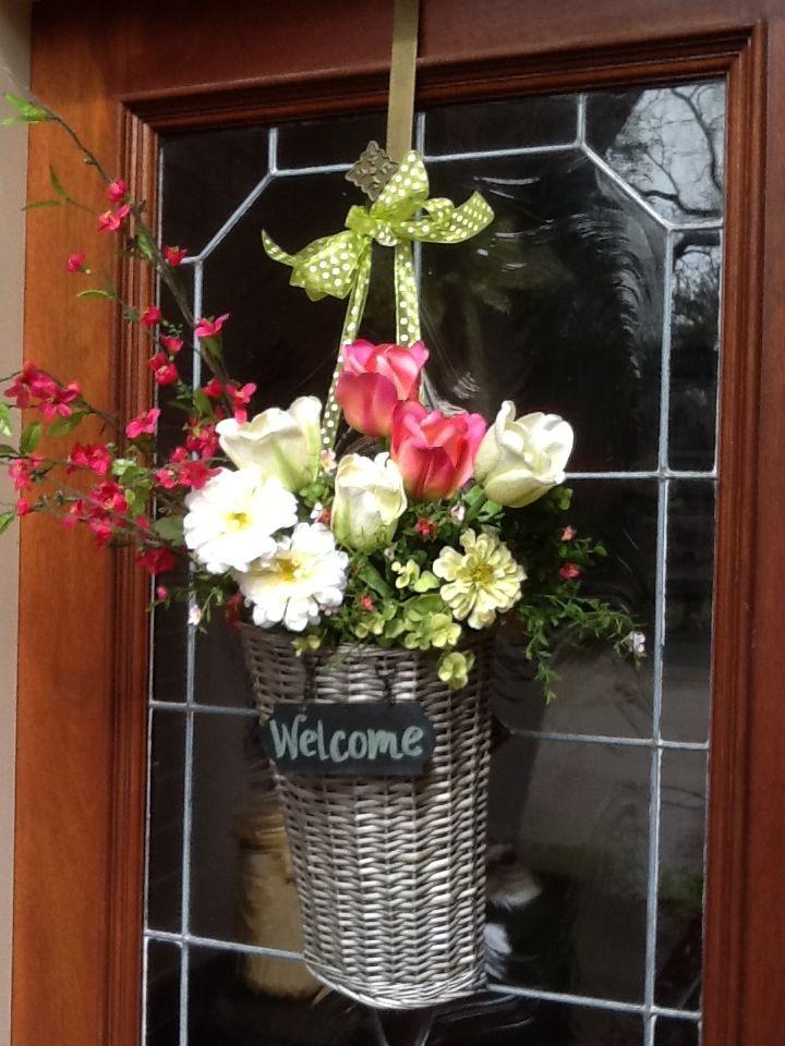 door basket~love