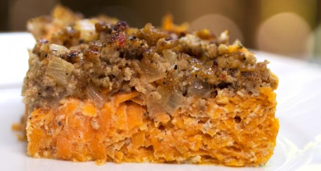 Sweet Potato Breakfast Casserole Have this for breakfast on ...