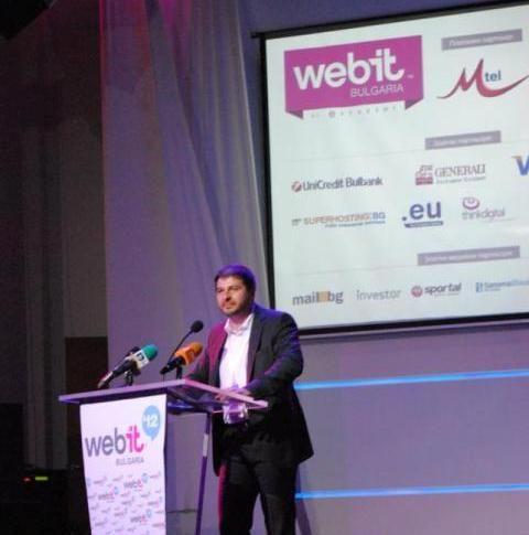 След Webit 2012. Бъдещето е дигитално!